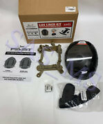 Ops-core Lux Liner H-nape Kit For Fast High Cut And Maritime Helmet S/m Tan New