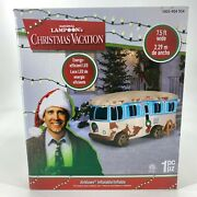 National Lampoon Christmas Vacation Eddie Camper Rv 7.5 Ft Airblown Inflatable