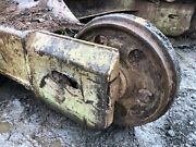 1994 Daewoo Dh130-2 Track Idler And Tensioner Only Price Inc Vat