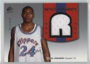 2004-05 Sp Signature Edition /499 Lionel Chalmers 124 Rookie