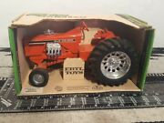 Ertl Allis Chalmers Big Ace 1/16 Diecast Pulling Tractor Replica Collectible