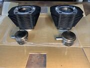 Cylinders Pistons And Heads 2007 Harley Davidson Sportster 883