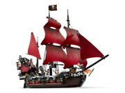 Lego Pirates Of The Caribbean Queen Anne's Revenge 4195