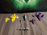 Custom Battleships For Transformers Unicron No Other Parts Included Read Desc