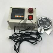 Length Measure Meter Counter 300ppr Rotary Encoder Wheel Roll Digital Electronic