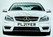 Player Personal Private Number Plate All Fees Paid Pl21yer