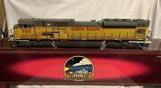 Mth Premier Pro Weathered Union Pacific Non-powered Sd90mac Diesel Engine Dummy