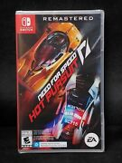 Need For Speed Hot Pursuit Remastered Nintendo Switch Brand New