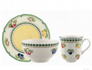 Villeroy And Boch French Garden 12-piece Set Service For 4