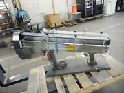 Hoppman Syringe Feeder Transfer Auto Fill Packaging Ss Roller Clean Rm- Can Ship