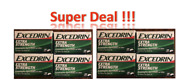 8 X Excedrin Extra Strength Caplets For Headache Pain Relief 1600 Ct Exp 2023