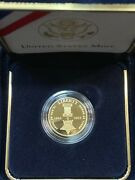 2006 Medal Of Honor Commemorative 5 Dollar Gold Coin U.s. Mint Uncirculated