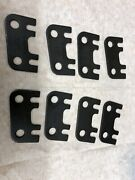 """Trick Flow Twisted Wedge R Series Guide Plates 5/16"""" Set Of 8"""