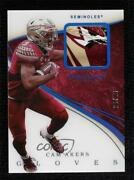 2020 Panini Immaculate Collegiate Gloves Prime /56 Cam Akers 20 Rookie