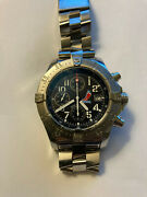 Breitling Avenger Chronograph A13380 Limited Addition N H L 1/500 Number 40