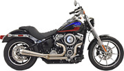 Bassani 50th Anniversary Road Rage Iii 2-into-1 System 1s50ss