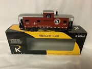 ✅k-line By Lionel Great Northern Smoking Caboose For Diesel Engine Smoke