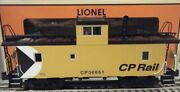 ✅lionel Cp Rail Smoking Ca-4 Caboose 6-36661 For Diesel Engine Smoke Canada