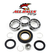 Rear Differential Bearings Kit For The 2014-2019 Honda Foreman 500 Fm Solid Axle