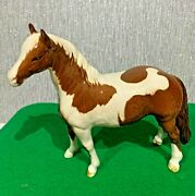 Beswick Horse Pony Pinto Skewbald Brown And White Gloss No 1373 Perfect A