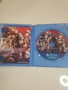 Under-night In-birth Exe Late Sony Playstation 4 Ps4