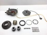 2014 Polaris Rzr 1000 Xp Front Diff Differential Ring Gear Pinion 2455a Parts