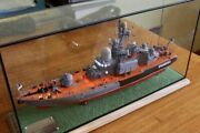 Collectible Russian Missile Boat R-54 Pridneprovye Military Boat Model Navy