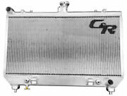 Candr Racing Chevrolet Camaro Radiator 2010-12 Ss V8 Oe Fit W/toc 20-00020