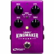 Used Source Audio One Series Kingmaker Fuzz