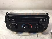 ✅ 2004-2007 Caravan Town And Country Heat A/c Temperature Climate Control
