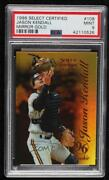 1996 Select Certified Edition Mirror Gold /30 Jason Kendall 108 Psa 9