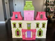Fisher Price Loving Family Dream Dollhouse Accessories Lights Sounds 2012 And More