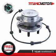 Rh Or Lh Front Wheel Hub Bearing Assembly For Frontier Pathfinder Xterra Equator