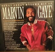 1983 Every Great Motown Hit Of Marvin Gaye By Marvin Gaye Vinyl Lp Record Rare