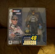 2004 Jimmie Johnson 48 Lowes Series 2 And 6 Action Mcfarlane Nascar Figures