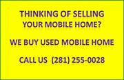 Mobile Home - Contact Me For More Info 281-255-0028 Ask For Lexii