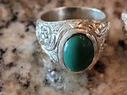 Ancient Empower Feroza Stone For Wealth And Luck Super Rare Rings Handmade