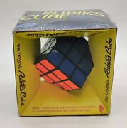 Sealed Vintage 1980 Rubik's Cube, Ideal Toy Corp 2082-6