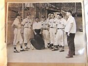 1950s Camp Kobe Japan Us Army Special Services Photo Album Pages Baseball Golf +