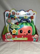 New Cocomelon Musical Doctor Check Up Case Set Kit Toy Hard To Find
