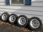 Grand National T Type Buick Regal Refurbished Vector Wheels Tires Staggered Set