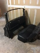 Adenauer W189 Mercedes 300d Complete Divider Window With Front And Rear Seats