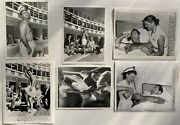 1950s-60s Rocky Marciano Vintage Boxing Wire And Press Photos 6 Collection 5