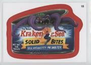 2015 Topps Wacky Packages Collector Edition Exclusive Red Metallic 15 A8x