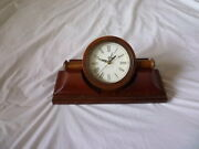 Ethan Allen Very Very Rare Rotating Mantle Clock 41-4500