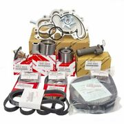 Timing Belt And Water Pump Kit 4runner 3.4l V6 5vzfe Fit For Toyota