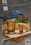 Tommy Bahama 2xl Fab Beer Pitcher Catcher Baseball New Nwt Graphic Gray Tshirt
