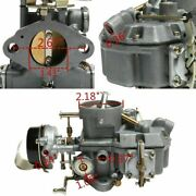 1 Bbl Carburetor Fit 63-69 Ford 1100 Mustangs Autolite Carb 6 Cyl 170and200 Engine