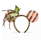 Disney Minnie Mouse Main Attraction Jungle Cruise Ears November 11/12 Brand New