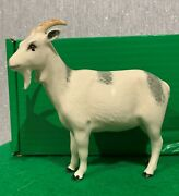 Beswick Pygmy Goat Model No. G223 Grey And White Gloss Boxed Perfect Condition